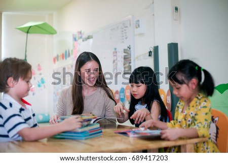 teaching preschool children reading Because the reading kingdom customizes itself to each child, it's the ideal program for teaching children at all levels how to read and write to the third grade early readers teach a child to read who is as young as four.