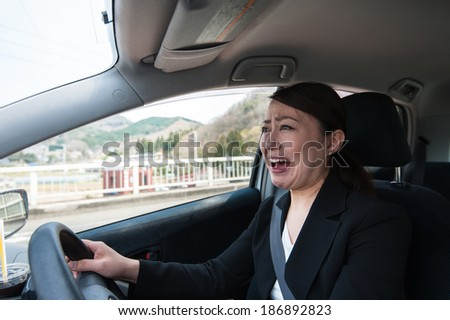 Asian women to drive in suit