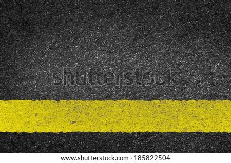 Asphalt background texture with some fine grain in it  - stock photo