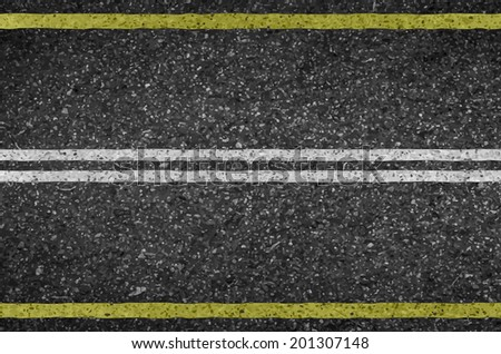 Asphalt background texture with some fine grain in it of illustration