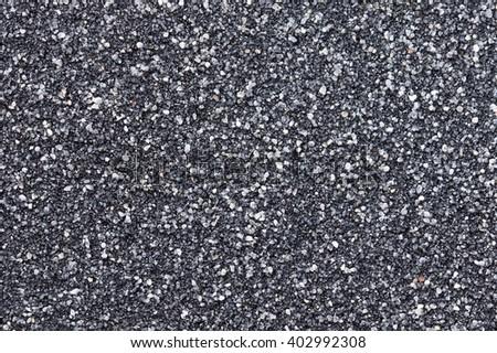 Asphalt felt texture, for using on a roof or floor - stock photo