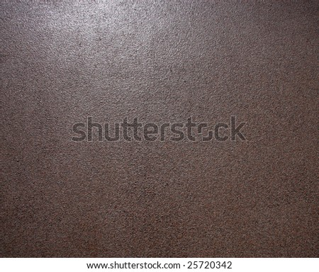 Asphalt filled with gravel texture grained background - stock photo