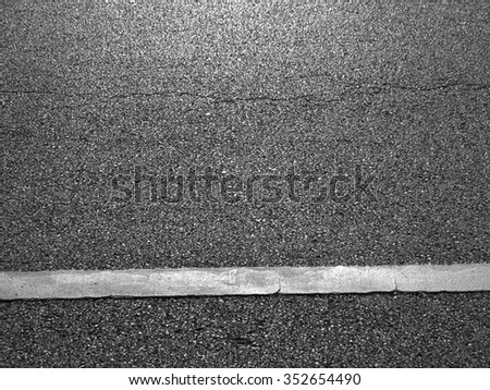 Asphalt road texture background - stock photo