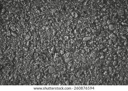 asphalt texture - stock photo