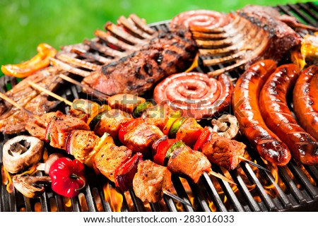 Barbecue Grill Stock Images Royalty Free Images amp Vectors