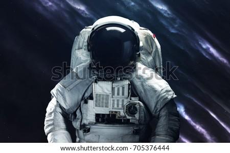 astronaut deep space - photo #20