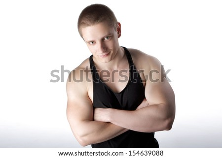 athlete, bodybuilder