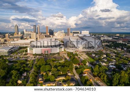 Atlanta Ga Usa August Stock Photo Shutterstock - Ga usa