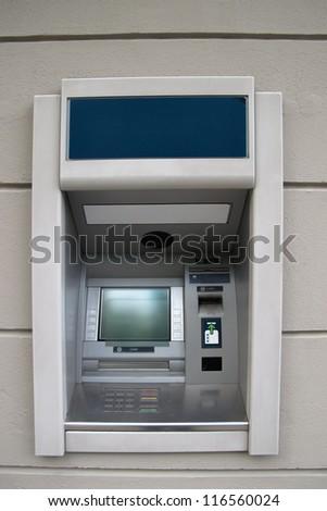 ATM - stock photo