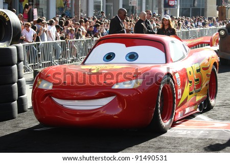 "Atmosphere at the ""Cars 2"" Los Angeles Premiere, El Capitan Theater, Hollywood, CA. 06-18-11"