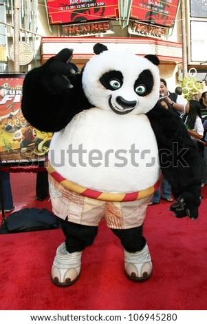Atmosphere  at the DVD and Blu-Ray Debut of 'Kung Fu Panda'. Grauman's Chinese Theater, Hollywood, CA. 11-09-08