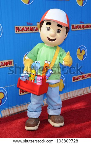 Atmosphere at the Los Angeles Premiere of 'Handy Manny Motorcycle Adventure'. Arclight Hollywood, Hollywood, CA. 09-26-09 - stock photo