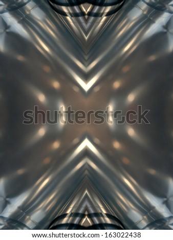 atmospheric background - stock photo