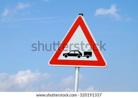 Attention cars with trailers