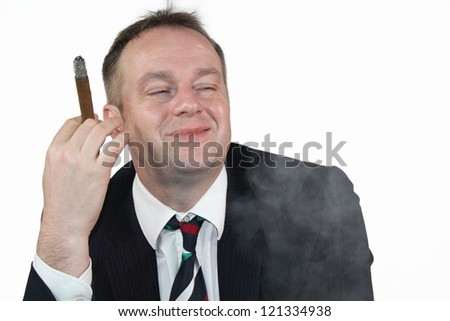 Attention lung cancer - stock photo