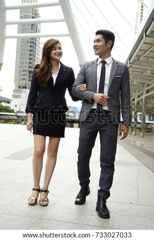dating a younger colleague at work