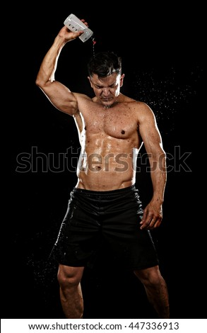 Sweating Man Stock Images Royalty Free Images Amp Vectors
