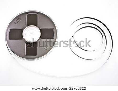 audio reel tape