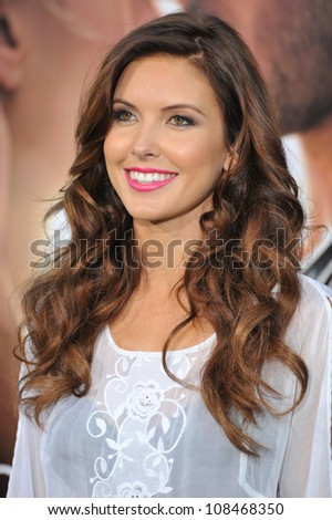 "Audrina Patridge at the world premiere of ""The Lucky One"" at Grauman's Chinese Theatre, Hollywood. April 16, 2012  Los Angeles, CA Picture: Paul Smith / Featureflash"