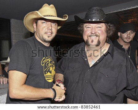 Aldean And Colt Ford