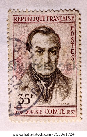 auguste comte and the doctrine of positivism Best answer: comte was the french founder of the discipline of sociology and the doctrine of positivism he was a manor influence to 19th century thought, impacting the work of social thinkers such as karl marx, john stuart mill and george eliot.