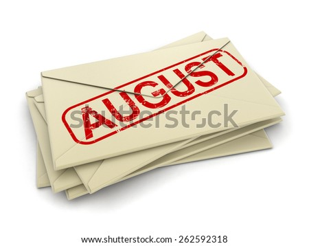 august letters