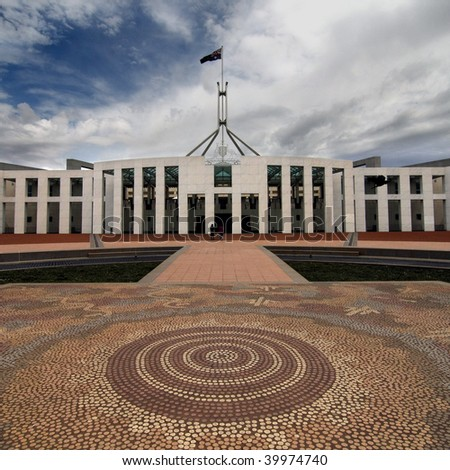 3d model of parliament house canberra