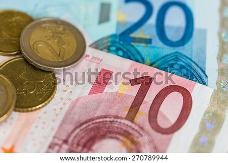 Australian Currency, Australian Culture, Australia. - stock photo