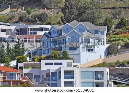 Australian family house - stock photo