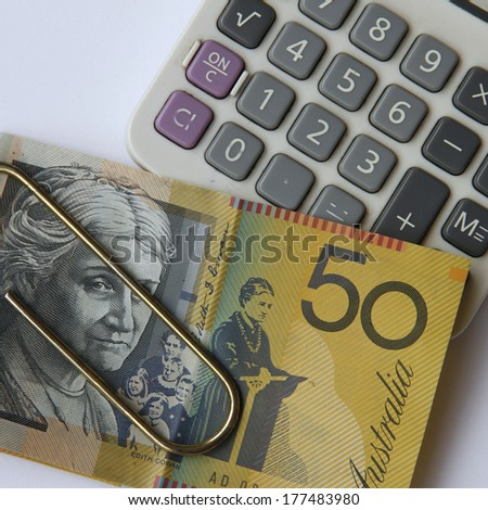 Australian Money and Calculator