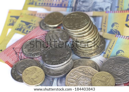 Australian Money (Focus on $1.00 coins)