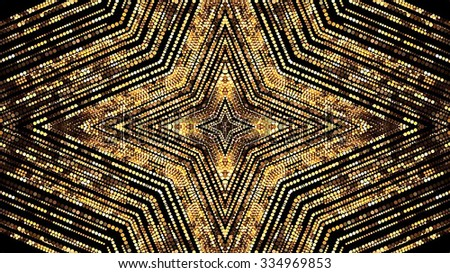 Authentic Gold Background