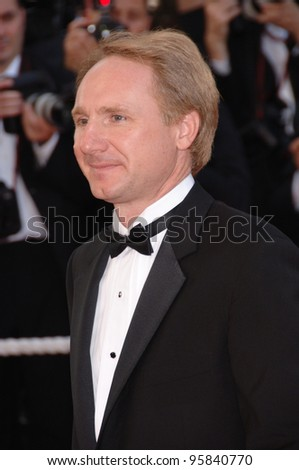 "Author DAN BROWN at the gala screening of ""The Da Vinci Code"" at the 59th Annual International Film Festival de Cannes. May 17, 2006  Cannes, France.  2006 Paul Smith / Featureflash - stock photo"