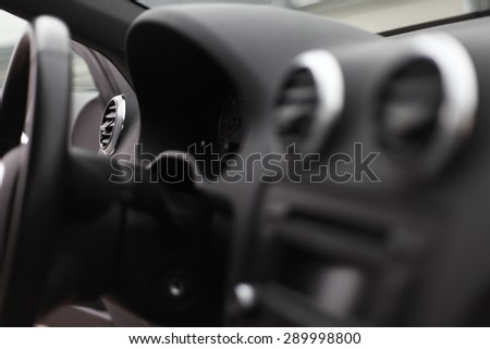 auto interior, dashboard, inner workings of a car, car interior life