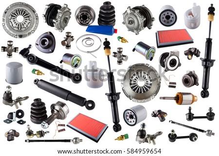 Ford Used Car Parts Sharjah