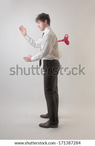 automatic business - stock photo