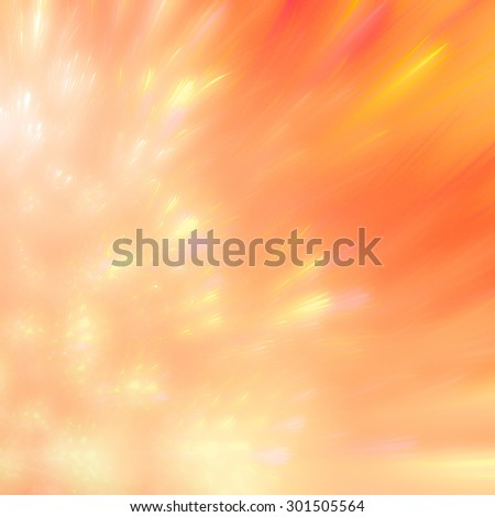 Autumn abstract background, bright and showy. Sends joyful autumnal mood.