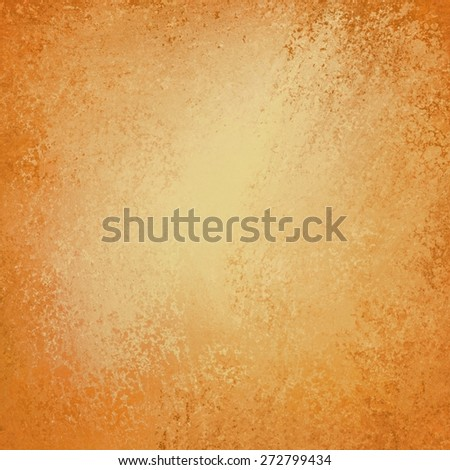 Autumn background. Vintage background. Thanksgiving background. Orange background texture design. - stock photo