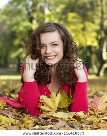 Autumn smile