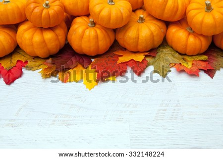Autumn Thanksgiving Fall Background
