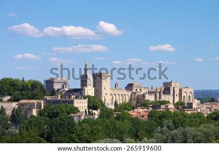 Avignon  - stock photo