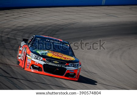 AVONDALE, AZ - MAR 13: Ty Dillon at the NASCAR Sprint Cup Good Sam 500 race at Phoenix International Raceway in Avondale, AZ on March 13, 2016