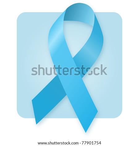 Awareness Ribbon - Genetic disorder - stock photo