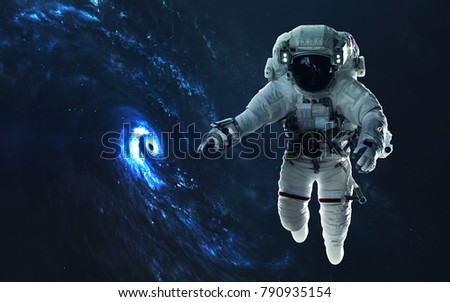 Awesome Spiral Galaxy Deep Space Beauty Of Endless Cosmos Science Fiction Wallpaper