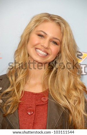 "Ayla Kell at Variety's 3rd Annual ""Power of Youth,"" Paramount Studios, Hollywood, CA. 12-05-09"