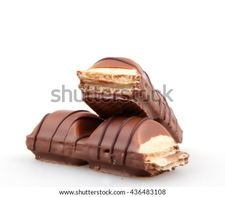 AYTOS, BULGARIA - JUNE 13, 2016: Kinder Bueno Chocolate Candy Bar. Kinder Bueno Is A Chocolate Bar Made By Italian Confectionery Maker Ferrero.