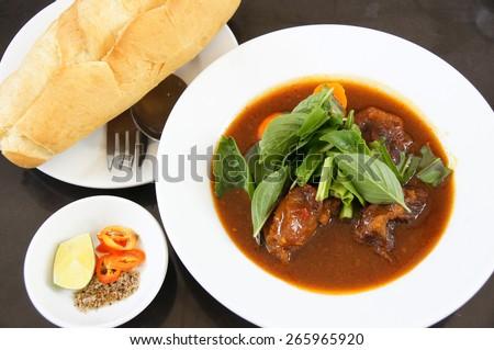 B�² Kho â�� Vietnamese Beef Stew