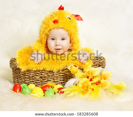 Baby Chick Costume - Indulgy