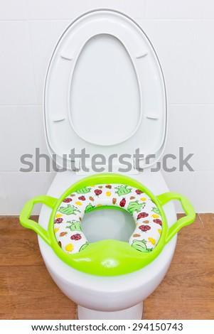 Baby Toilet Bowl Stock Photo Royalty Free 294150743