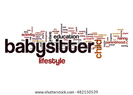 professional word for babysitter